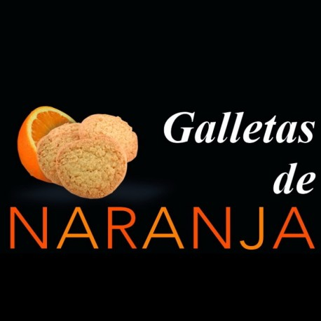 Galleta naranja