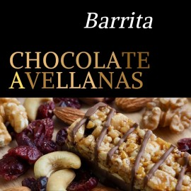 Barrita chocolate y avellana