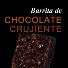 Barrita de Chocolate crujiente