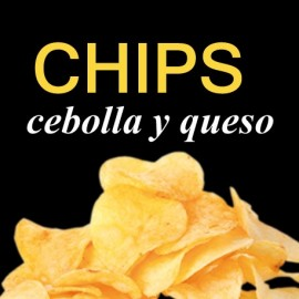 CHIPS CEBOLLA Y QUESO