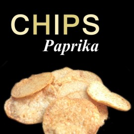 Chips paprika